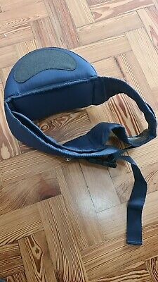 £10 • Buy Hippychick Hipseat Black Used For Baby Or Toddler -Navy