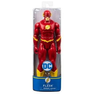 £10.95 • Buy DC Comics The Flash 30cm NEW Action Figure DAMAGED OUTER BOX SEE PICTURES