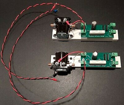 AU168.36 • Buy Virtual Pinball DOF Solenoid Flipper Button Control Boards With Power Supply
