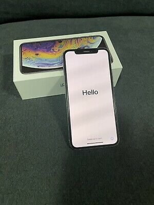 AU500 • Buy Apple IPhone XS - 64 GB - Silver (Unlocked) Very Good Condition