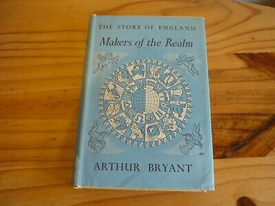 £9.99 • Buy Makers Of The Realm The Story Of England Arthur Bryant Hardback Book 1955