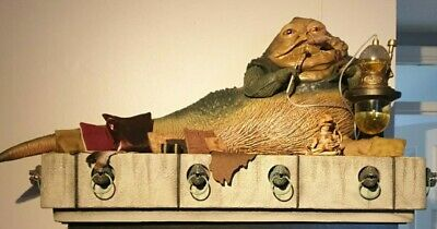 £500 • Buy Sideshow Jabba The Hutt Deluxe Set