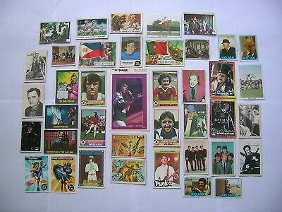 £8.99 • Buy 40 X A & BC AND OTHER GUM CARDS - GOOD CONDITION - JOB LOT. - GOOD LOT - LOOK!.