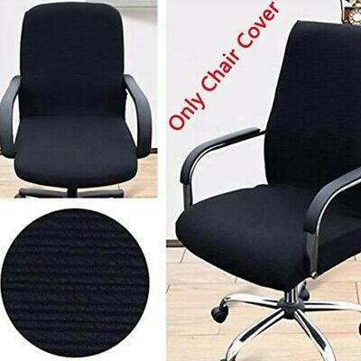 AU28.96 • Buy Waterproof Anti-Dirty Rotating Stretch Office Computer Desk Seat Chair Cover