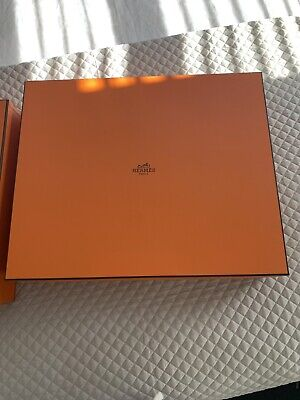 AU42 • Buy Hermes Gift Box X 1 As Pictures With Ribbon