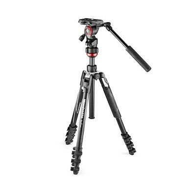 AU395 • Buy Manfrotto Befree Live Video Tripod Kit With Flip Lock