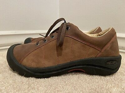 $ CDN68.95 • Buy KEEN Presidio Women's Brown Suede Leather Outdoor Hiking Shoes Size 8.5