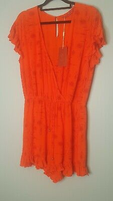 AU23.84 • Buy TIGERLILY Size 12 Playsuit   New With Tags! RRP$150