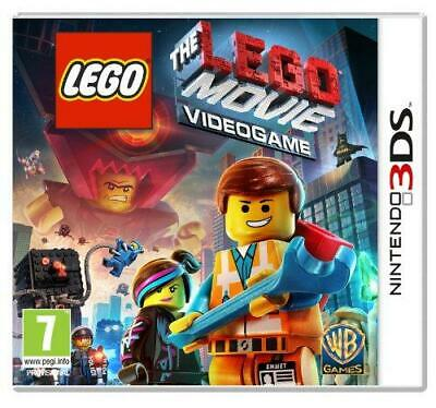 £4 • Buy The LEGO Movie: Videogame (Nintendo 3DS), Good Nintendo 3DS, Nintendo 3DS Video
