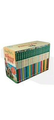 £38 • Buy New Sealed The Famous Five Box Set Collection Enid Blyton