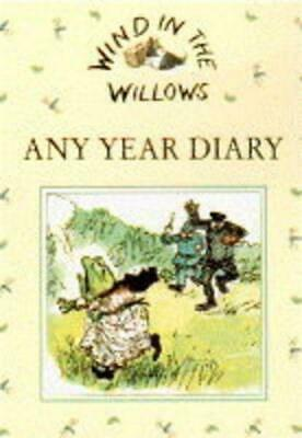 £7.26 • Buy Wind In The Willows Any Year Diary, Very Good Condition Book, , ISBN 0416192432