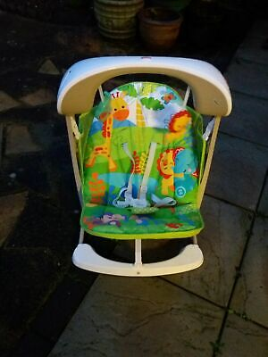 £25 • Buy Fisher-Price Rainforest Take-Along Swing And Seat