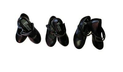 £8 • Buy Tap Jazz Dance Shoes 3 Pairs Sizes 6, 8 And 11