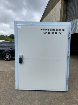 £654 • Buy New 1.4m X 1.9m Cold Room Door And 3 Sided Frame Chiller Pallet Access 3 Hinge