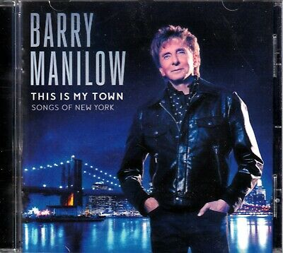 £2.29 • Buy Barry Manilow – This Is My Town - The Songs Of New York CD Album