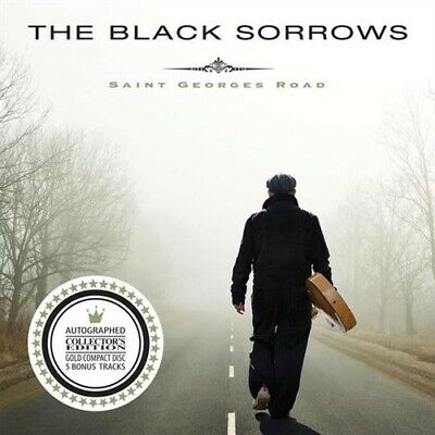 AU24.95 • Buy BLACK SORROWS, Saint Georges Road (Limited Collector's Signed Edition) CD NEW