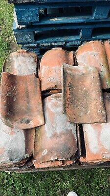 £1 • Buy Reclaimed Clay Pantiles Over 2000 All From The Same 150 Year Old Barn.