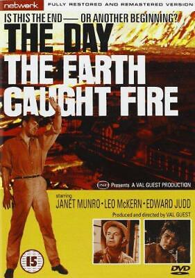 £5.12 • Buy The Day The Earth Caught Fire [1961] [DVD], Good DVD, Edward Judd, Janet Munro,