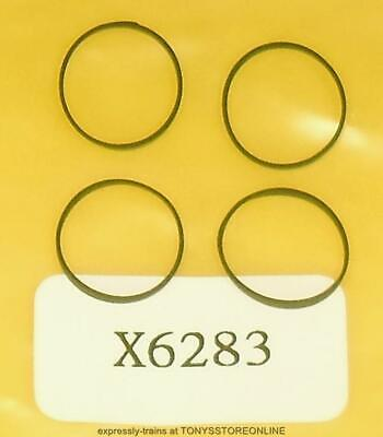 £4.25 • Buy Hornby Oo New Spares X6283 1x Pack Of 4 Traction Tyres  (12mm)