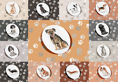 £1.69 • Buy Dog Breed Stickers- Watercolour Style, UK Made 1, 5, 10 Pack-