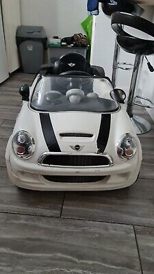 £40 • Buy Mini Cooper Electric Ride On With Charger