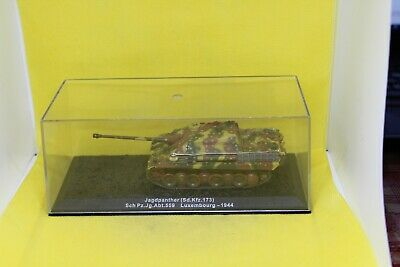 £5.99 • Buy DeAgostini Combat Tanks Collection Jagdpanther (Sd.Kfz.173) Luxembourg- 1944