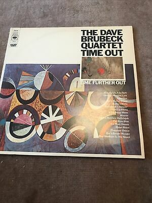 £30 • Buy The Dave Brubeck Quartet - Time Out / Time Further Out  Ex+ Double Vinyl Lp