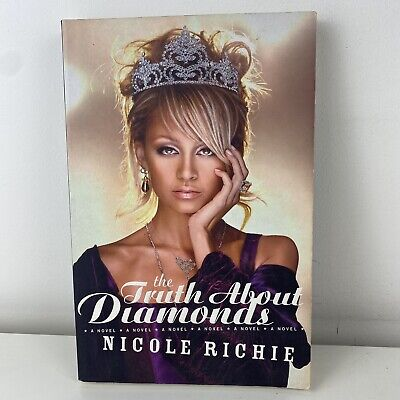 £7.92 • Buy The Truth About Diamonds By Nicole Richie (Large Paperback, 2005)