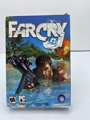 AU17.91 • Buy FarCry Ubisoft Far Cry PC 2004 5 Disc CD-Rom Set Software Paradise Gone Wrong