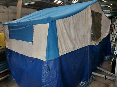 £200 • Buy Sunncamp SE Trailer Tent 4 Berth With Kitchen - Conway Caravan Bank Holiday Camp