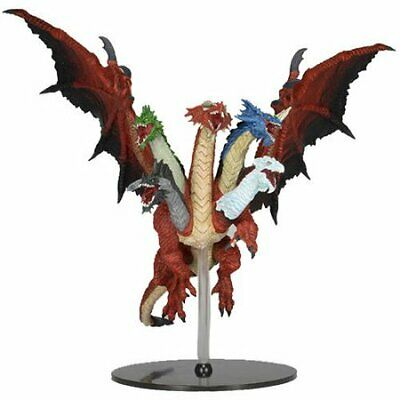 AU99 • Buy Dungeons & Dragons Icons Of The Realms Tiamat Figure  [WZK71857]