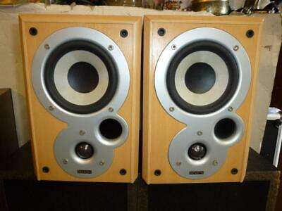£35 • Buy Denon SC-M101 Speakers-Made In England(Mission)-SUPERB SOUND.
