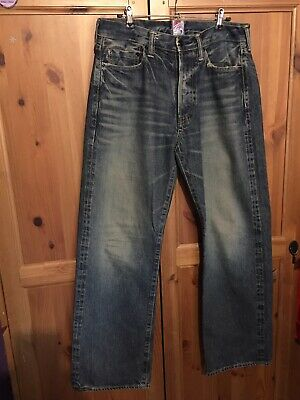 £30 • Buy Prps Jeans Size 32W 30L Made In Japan
