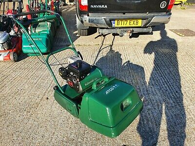 £400 • Buy ATCO Balmoral 14SK Petrol Cylinder Mower - Fully Serviced - Allett*ATCO*