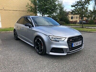 £15750 • Buy 2019 69 AUDI A3 S LINE BLACK EDITION 35 TFSI Full S3 STYLING DAMAGED REPAIRED