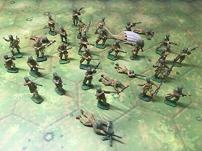 £19.99 • Buy Ww2 1/72 U.s.a. Airbourne Painted X 30  Lot 1