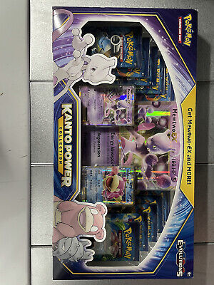 $180 • Buy Pokemon Kanto Power Collection XY Evolutions Mewtwo Booster Pack