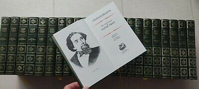 £20 • Buy Charles Dickens Collection Of 23 Volumes -Heron Books Publishing House