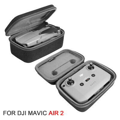 AU48.09 • Buy Shockproof Travel Carrying Bag Remote Control Storage Case For DJI Mavic Air 2
