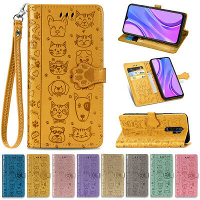 AU11.49 • Buy For Xiaomi Mi 10 9 Redmi Note 9 Pro 10X 5G Leather Flip Stand Wallet Case Cover