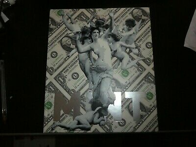 £400 • Buy Penny- Mint- Hand Stencilled Rare Limited Edition Cover Stencil Street Art Book