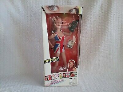 £32.50 • Buy Boxed 1997 Spice Girls Ginger Spice Doll Girl Power Geri Halliwell By Galoob