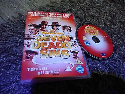 £3.95 • Buy The Magnificent Seven Deadly Sins (DVD, 2007) Spike Milligan