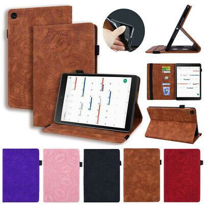 AU22.49 • Buy For Samsung Galaxy Tab A A6 A7 S4 S5e S6 Lite S7 FE Leather Stand Case Cover