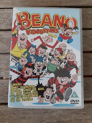 £4.99 • Buy The Beano Video Stars - Dvd - Region 0 - Featuring Dennis The Menace & Gnasher!