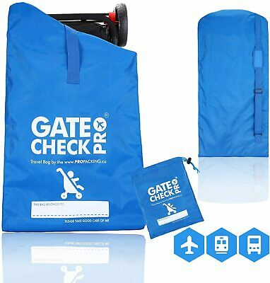 £19.99 • Buy Gate Check PRO Buggy Bag For Airplane Travel   Durable & Lightweight Protective