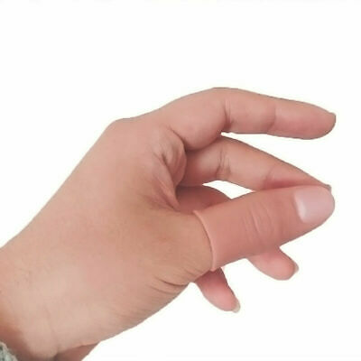£2.01 • Buy Fake Soft Plastic Simulation Thumb Tip Finger Close  Stage Trick Props Up