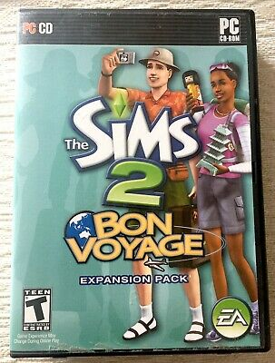 £7.28 • Buy The Sims 2: Bon Voyage Expansion Pack (PC, 2007) *Near Mint Condition