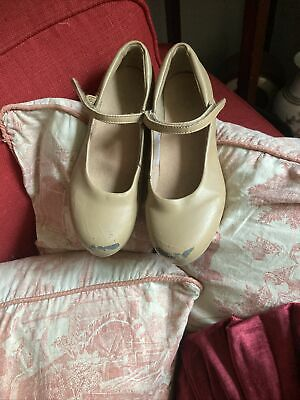 £6.50 • Buy Tap Dance Shoes Cream Size 1