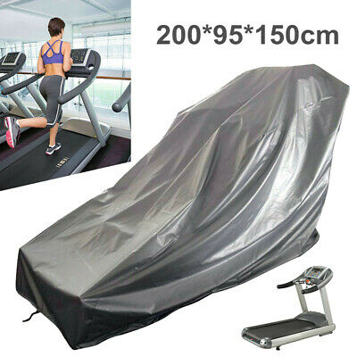 AU36.84 • Buy Treadmill Cover Dustproof Waterproof Protection Oxford Cloth For Running Machine